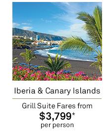Iberia & Canary Islands